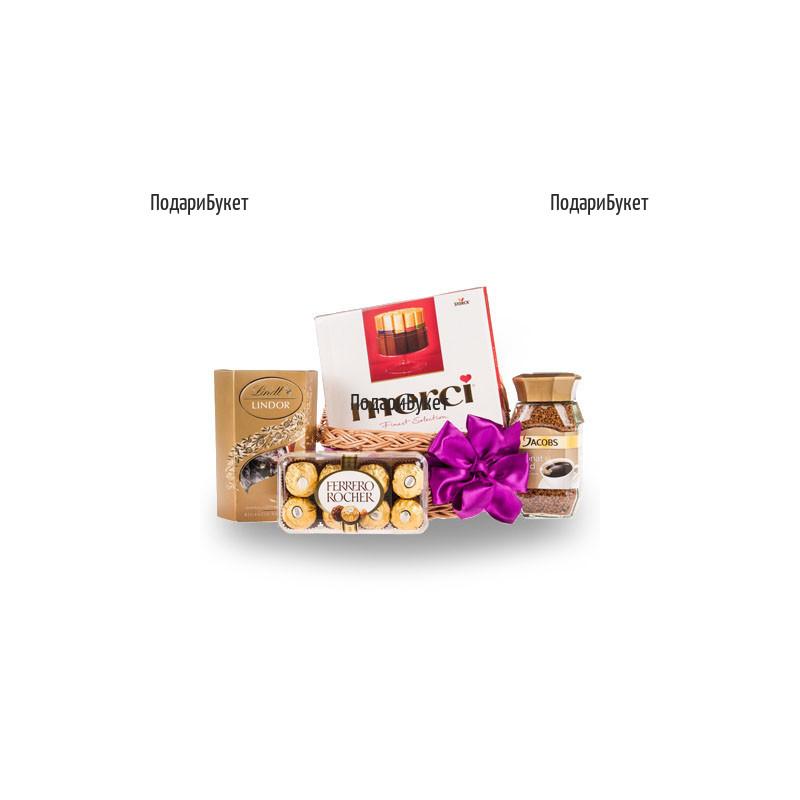 Send basket with chocolates to Sofia