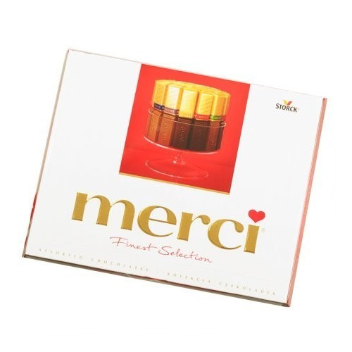 Send Merci Chocolates to Sofia, Plovdiv, Varna, Burgas