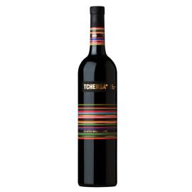 Red Bulgarian Wine Tcherga 0.7l
