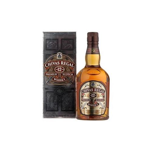 Поръчка и доставка на луксозно уиски Chivas Regal 700 ml в София, Пловдив